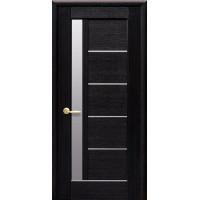 Межкомнатная дверь Новый Стиль Ностра венге Грета ПВХ DeLuxe